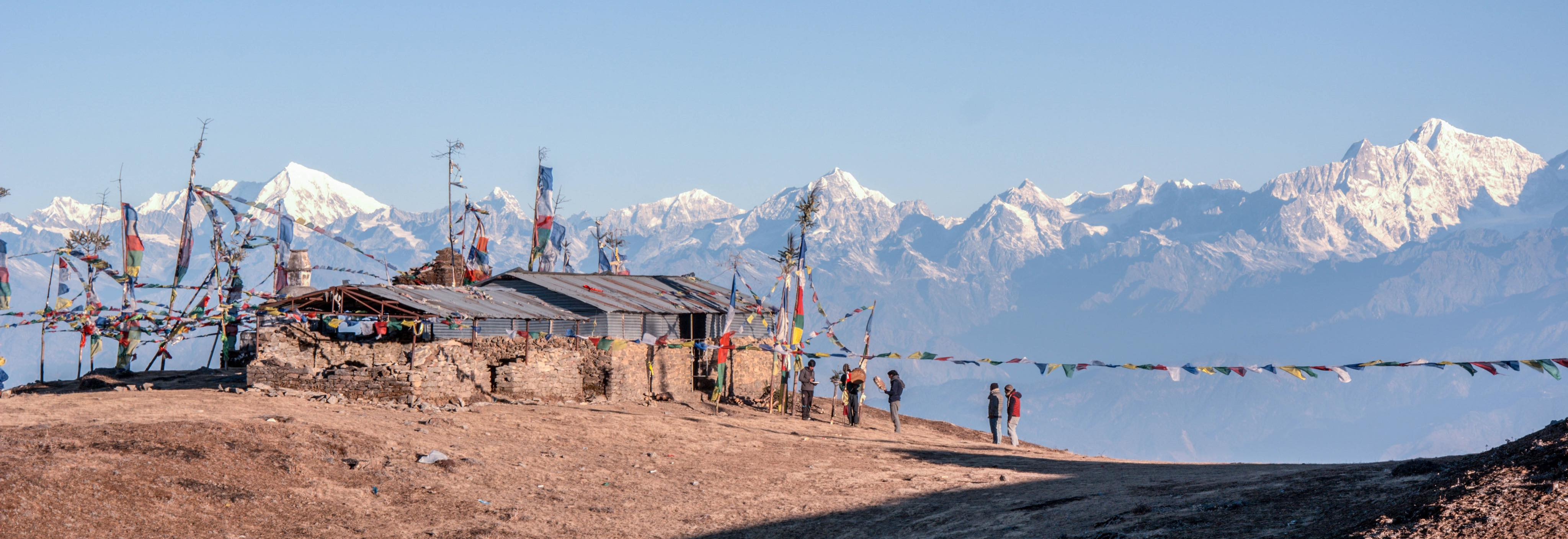 Indigenous Peoples Trail Nepal Home-Stay Trek, 12 Days
