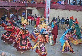 Festival Everest Mani Rimdu, 11 jours 2021
