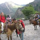 Muktinath Holy Family Trek with children (or without), 14 Days