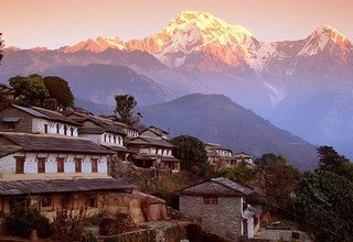 Ghandruk Loop Trek for families, 9 Days