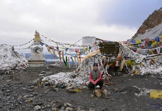 Nar Phu Valley Trek combined Annapurna Circuit, 16 Days