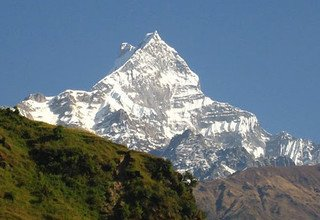 Mardi Himal col escalade, camping 21 jours