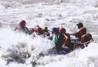 Sunkoshi River, 9 nights at Riverside camp