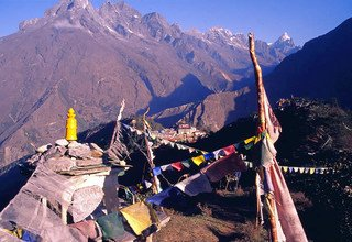 Dhaulagiri circuit via french col, camping, 18 jours