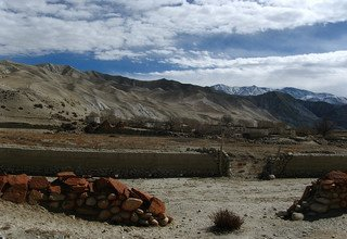 Horse Riding Trek to Upper Mustang, 15 Days