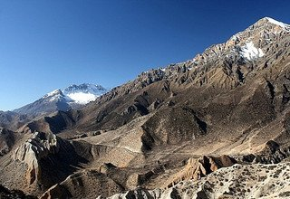 Saribung Pass Trek (Upper Mustang to Nar-Phu Valley Trek), 22 Days