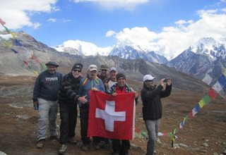 Langtang Valley Trek for families, 10 Days
