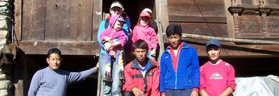Tamang Heritage Trail Trek for families, 11 Days