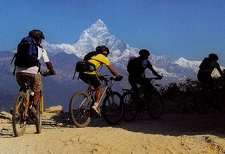 Have Fun with the Heights and Countryside Tour, 18 days biking