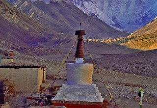 Tibet Everest Base Camp Tour, Fly in and Drive out, 13 Days Private Tour