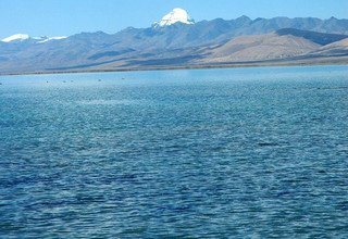 Mount Kailash Overland Tour 11 Days