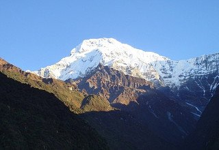 Annapurna South, 30 days