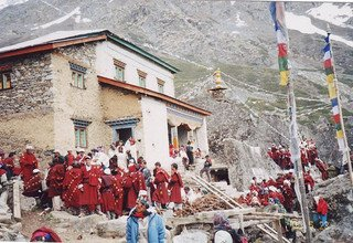 Humla-Simikot- Raling Monastery- Nhin Valley Culture Camping Trek, 12 Days