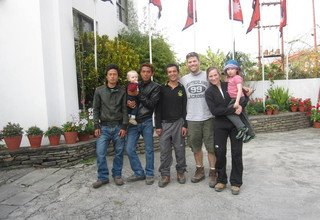 Ghorepani Poon Hill Trek for Families, 10 Days