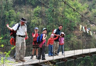 Helambu Circuit Trek for families (Going to Yolmoland), 9 Days