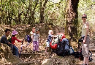 Helambu Valley Cultural Trek for families, 8 Days