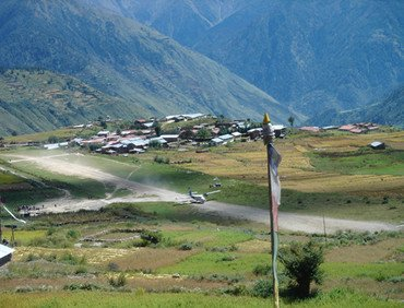 Humla Chang La Valley Camping Trek, 24 Days