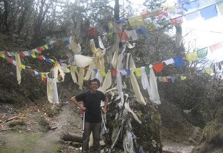 Salpa High Pass (Lukla to Tumlingtar) Lodge Trek, 15 Tage