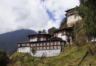 Jomolhari Trek with a Culture Tour of Paro and Thimphu, 17 Days