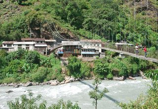 Tour de village Ghale Gaune (home-stay), 9 jours