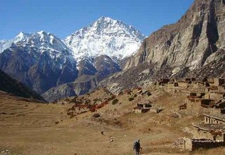 The lost valley of Naar-Phu, cabane trek 16 jours