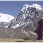 High Remote and Difficult Tilman's Pass (Langtang-Rolwaling Valley) Camping Trek, 22 Days