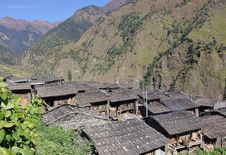 Classic Langtang Valley and Gatlang Lodge Trek, 20 Days