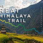 The Great Himalayan Trail in 9 Sections, the alpine way hard