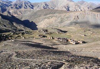 Jumla Dolpo Trek traverse Kagmara-La Pass, 25 Days