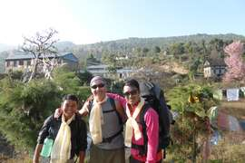 """Indigenous Peoples Trail"" Home-Stay Trek 12 Days"