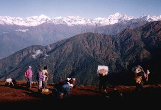 Bhairav Kunda Trek, 12 Days