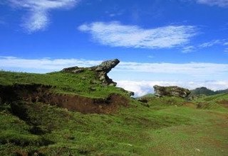 Sailung and Timal (Non Tourist Area) Homestay Trek via Phulchoki Hill 19 Days