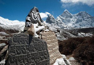 Alpine Way: Section 3: From Lukla to Barabise via Tashi Lapcha Pass 5755m, Lodge Trek 27 Days