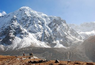 Alpine Way: Section 4: from Barabesi to Syabrubesi via Tilman's Pass 5320m, Camping Trek 26 Days