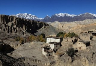 Alpine Way: Section 6: From Besisahar to Jomsom via Saribung Expedition 6346m, Lodge and Camping Trek 30 Days
