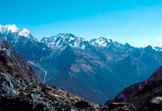 Section 1: From Taplejung to Tumlingtar via Milke Danda 3690m, Camping Trek 17 Days