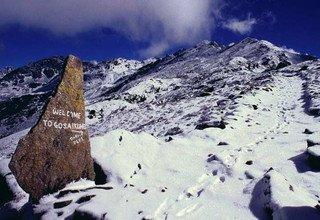 Trekkers Way: Section 4: From Barabise to Syabrubesi via Lauribina-La Pass 4610m, Lodge Trek 19 Days