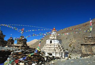 Trekkers Way: Section 7: From Jomsom to Juphal via Sangda-La Pass 5195m, Camping Trek 21 Days