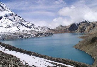 Trekkers Way: Section 9: From Jumla to Simikot via Khari Lagna 3642m, Camping Trek 18 Days