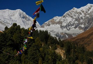 Around Manaslu Trek, 17 Days | Join a Group Trekking