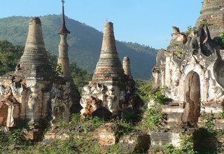 Myanmar Secret Beauties  (8 Days / 7 Nights)