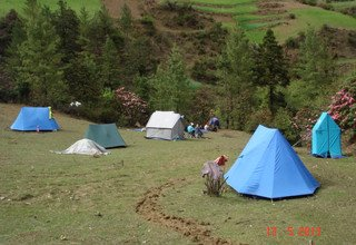 Dolpo and Rara Lake Camping Trek April 29 — May 22, 2013