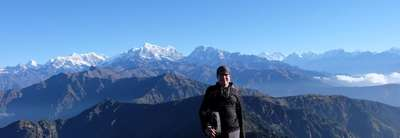 From Lukla to Maratika Cave via Pike Peak 4065m Basic Lodge Trek and voluntary work, 30 Days 29 Sep to 28th Oct 2015
