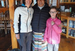 Everest Panorama (Lukla to Tengboche) Lodge Trek for Families, 10 Days 12 April to 21 April 2014