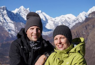 Everest Mani Rimdu Festival Lodge Trek 12 Days, 1 November to 12 November 2014