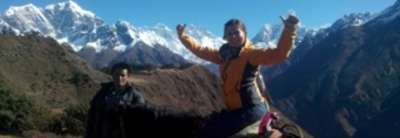 Everest Panorama Horse Riding Lodge Trek 7 Days, 21 Oct to 27 Oct 2013