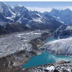 North of Namche Bazzar and Renjo-La Pass Family Lodge Trek 14 Days, 21 Oct to 04 Nov 2012