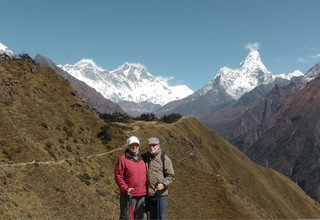 Everest Mani Rimdu Festival Lodge Trek 13 Days, 24 Oct to 05 Nov 2012