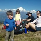 Ghorepani-Ghandruk Circuit (Poon Hill) Family Lodge Trek, 5 Days 21st Oct to 25th Oct 2015