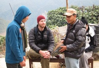Ghandruk Circuit (Loop) Family Lodge Trek and Chitwan Tour, 10 Days 28 December 2013 to 06 January 2014